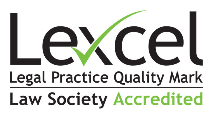 Legend Solicitors acheive Lexcel Accreditation